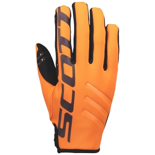 SCOTT pánské rukavice glove NEOPRENE orange