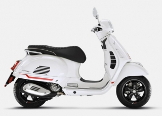 Vespa GTS Supersport 125 Bianco Inn E5