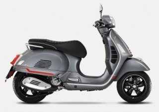 Vespa GTS Supersport 300 E5 Grigio Travolgente