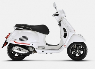 Vespa GTS Supersport 300 E5 Bianco Innocenza
