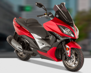 KYMCO XCITING 400i ABS AKCE