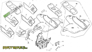 Suzuki Intruder Fuel Pump also Buyang Atv 300 Wiring Diagram P 10432 further Kawasaki 305 Wiring Diagram in addition 110cc Atv Wiring additionally T1840397 Wiring diagram electric start dtr 125. on kawasaki atv wiring diagram