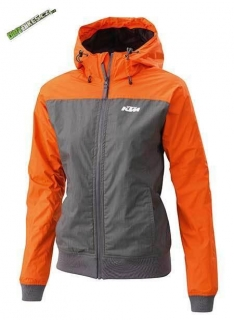 KTM DÁMSKÁ BUNDA GIRLS FRONTIER JACKET