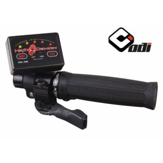 Symtec ATV Heated Grip Kit, Quad Zone