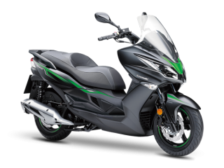 2.Kawasaki J125 ABS SPECIAL EDITION MY2019