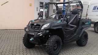 JOURNEYMAN Gladiator UTV 550 EFI
