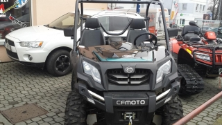 JOURNEYMAN Gladiator UTV 830 EFI EX EPS