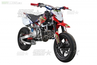 Rebel Master pitbike POLE 160 4T