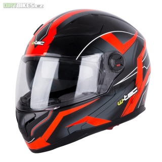 Integrální přilba W-TEC FS-811BO Fire Orange
