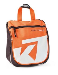b33286d1cb KTM Kosmetická taška CORPORATE DOPPLER TOILET BAG 2019 empty