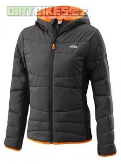 KTM DÁMSKÁ PÉŘOVÁ BUNDA GIRLS PADDED JACKET
