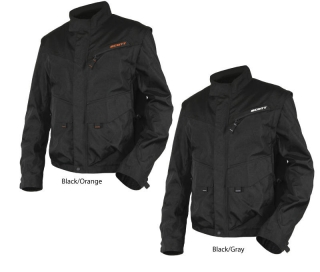 Moto bunda SCOTT ADVENTURE black/orange vel. XL