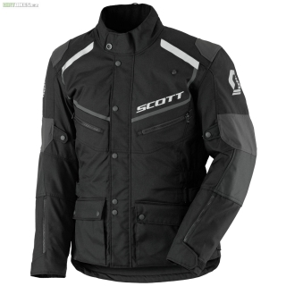 Bunda SCOTT Turn ADV DP black/grey vel.2XL