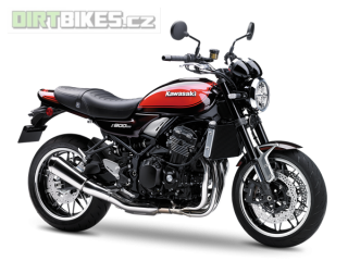 1.KAWASAKI Z900RS MY18 Candytone Brown / Candytone Orange