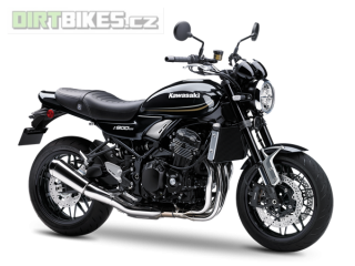 1.KAWASAKI Z900RS MY18 Metallic Spark Black