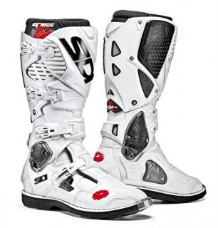 morokrosové boty SIDI CROSSFIRE 3 white white empty e74474c722
