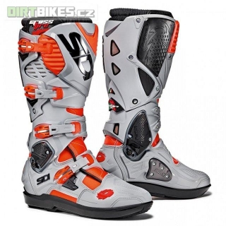 SIDI CROSSFIRE 3 SRS RED/FLUO/ASH