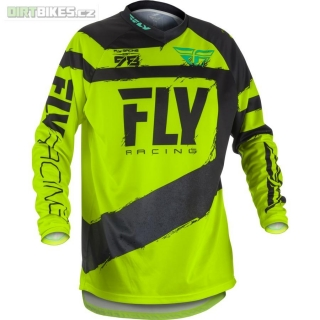 dres F-16  FLY RACING-USA (Black/Hi-vis)