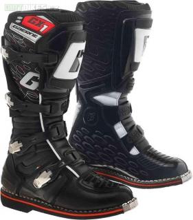 Gaerne GX-1 Goodyear Motokrosové boty black empty b0b4ba5424