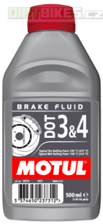 Motul DOT 3 & 4 Brake fluid