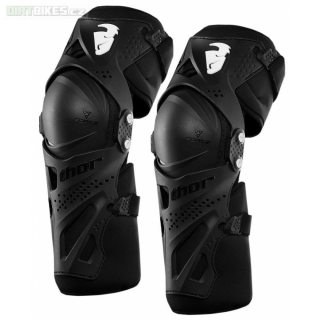 THOR Chrániče kolen FORCE XP KNEE GUARDS