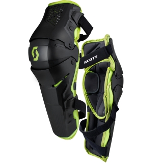 SCOTT Kolenní chránič KNEE GUARD TRIGGER BLACK