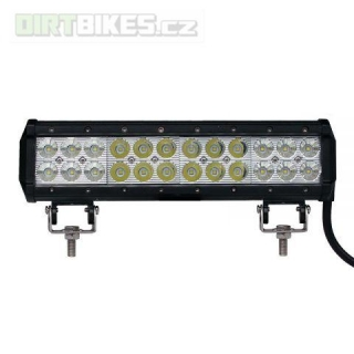 SHARK LED EPISTAR 24*3W 7200 lm 9-32V Combo