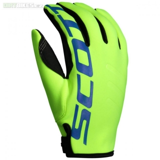 SCOTT glove NEOPRENE neon yellow