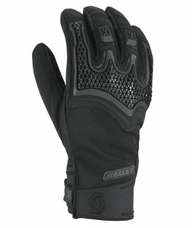 pánské rukavice SCOTT glove DUALRAID blk NEW